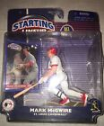 Starting Lineup 2 Mark McGwire St. Louis Cardinals 2001 Players Choice NEW