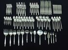 Huge Set International Sterling Royal Danish 9 pc. Place Setting for 8 + Servers