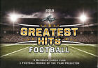 2016 Leaf Greatest Hits Football SEALED 2-Box HOBBY CASE