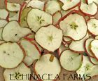 DRIED APPLE SLICES - RED SKIN * 4 OZ.  PRIMITIVE BOWL FILLER ORNIE COLONIAL