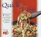 Quick and Easy Vegetarian Cook Book by Wells Troth Paperback Book The Fast Free