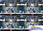 (4) 2012 Panini Prominence Football Factory Sealed HOBBY Box-12 AUTOGRAPH MEM