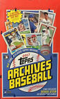 Topps 2017 Archives Baseball Factory Sealed Trading Card Hobby Box