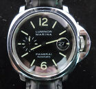 PANERAI LUMINOR MARINA AUTOMATIC MEN WATCH REFF: PAM00104 WITH BOX AND PAPERS