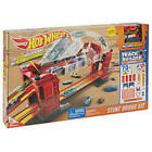 STUNT BRIDGE KIT Hot Wheels Track Builder System Playset by Mattel FREE SHIPPING
