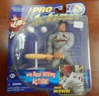 Starting Lineup 1998 Mark McGwire figurine with real hitting action