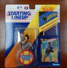 Starting Lineup New 1991 Bret Saberhagen Figurine, poster, and card