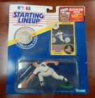 Starting Lineup New 1991 Ozzie Guillen Figurine, coin, and card