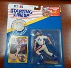 Starting Lineup New 1991 Howard Johnson Figurine, coin, and card