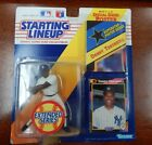 Starting Lineup New 1991 Danny Tartabull Figurine, poster, and card
