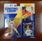 Starting Lineup New 1991 Craig Biggio Figurine, poster, and card