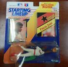 Starting Lineup New 1991 Felix Jose Figurine, poster, and card
