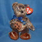 Ty Beanie Baby Chocolate Chip - MWMT, Bear Midwest Airlines