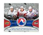 2016 17 UPPER DECK AHL HOCKEY HOBBY BOX 3 AUTOS PER BOX!
