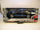 BLACK 2010 FORD SHELBY GT500 MUSTANG SHELBY 118 SCALE DIECAST METAL MODEL CAR