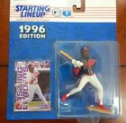 Starting Lineup 1996 MLB Eddie Murray Figurine and card