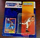 Starting Lineup 1994 Figure and Card John Burkett San Franisisco Giants MLB