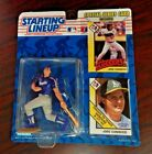 Starting Lineup 1993 Figure and Card Jose Canseco Texas Rangers MLB