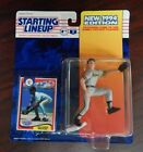 Starting Lineup 1994 Figure and Card Orlando Merced Pittsburgh Pirates MLB