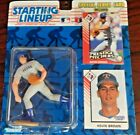 Starting Lineup 1993 Figure and Card Kevin Brown Texas Rangers MLB