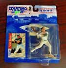 Starting Lineup 1997 Figure and Card Scott Brosius Oakland Athletics MLB