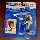 Starting Lineup 1997 Figure and Card Mike Mussina Orioles MLB