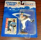 Starting Lineup 1997 Figure and Card Randy Johnson Seattle Mariners MLB