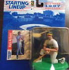 Starting Lineup 1997 MLB Mark McGwire Figure and Card
