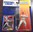 Starting Lineup 1994 MLB Dave Hollins Figure and Card