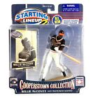 Willie McCovey 2001 Starting Lineup 2 Cooperstown San Francisco Giants Sealed