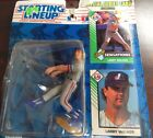 Starting Lineup 1993 MLB Larry Walker Figure and cards