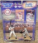 Starting Lineup SLU 1999 Derek Jeter Figure MLB Classic Doubles To The Majors
