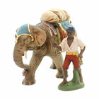 Marolin ELEPHANT LUGGAGE  DRIVER ST2 Nativity Germany Christmas 20860