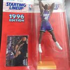 Starting Lineup New 1996 NBA Vin Baker Figure and card