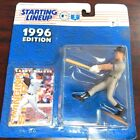 Starting Lineup 1996 MLB Larry Walker figure and card