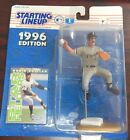 Starting Lineup 1996 MLB Ozzie Guillen figure and card