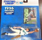 Starting Lineup 1996 MLB Jeff Conine figure and card