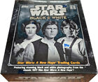 Star Wars A New Hope Black & White Factory Sealed Hobby Box