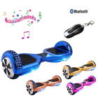 7 Color 65 Self balancing Electric Scooter Bluetooth HoverBoard LED Bag UL2272