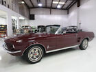 1967 Ford Mustang Convertible  Incredibly well equipped 1967 Ford Mustang Convertible  Still retains original red oxide undercarriage