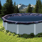 Swimline 18 Foot Round Above Ground Swimming Pool Leaf Net Top Cover  CO918
