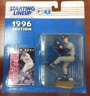 Starting Lineup 1996 MLB David Cone figure and card