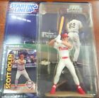 Starting Lineup 1999 MLB Scott Rolen Figurine w/baseball card