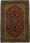 S Antique Traditional Style Najafabad Isfahan Persian Rug Oriental Carpet 7X10