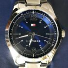 Tommy Hilfiger Men's Blue Dial Watch (New in Box; $95)