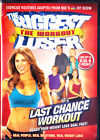 The Biggest Loser Last Chance Workout DVD Widescreen 2009 Jillian Michaels