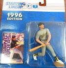 Starting Lineup 1996 MLB Mark McGwire figure and card