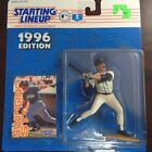 Starting Lineup 1996 MLB Edgar Martinez figure and card
