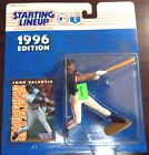 Starting Lineup 1996 MLB John Valentin Figurine and card