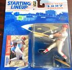 Starting Lineup 1997 MLB Rusty Greer Figure and Card